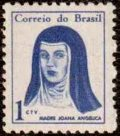 Madre Joana Angêlica, a futura Joanna de Ângelis